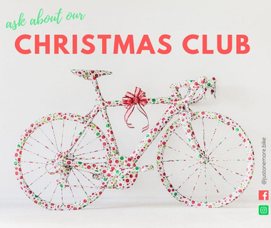 Ask about our Christmas Club
